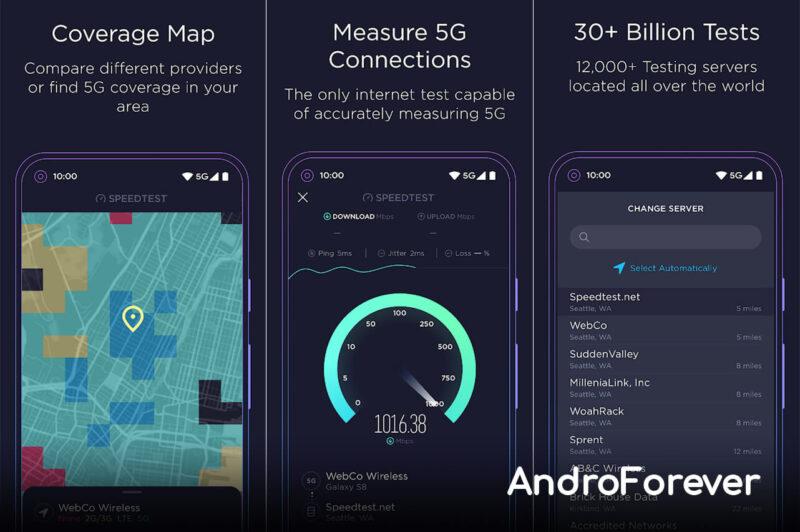 speedtest mod android