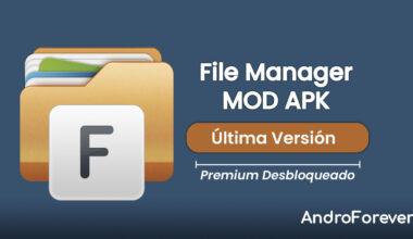 descargar file manager premium para android
